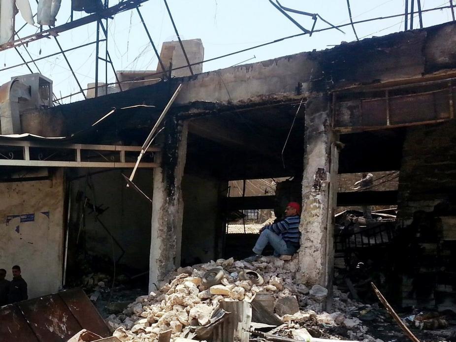 Conflito na Síria (Lusa)