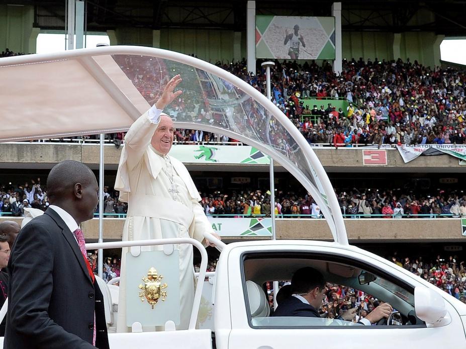 Resultado de imagem para Vaticano e a Africa