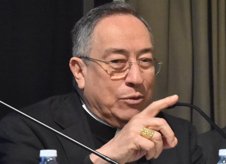 João Cláudio/OMP - Cardeal Oscar Maradiaga