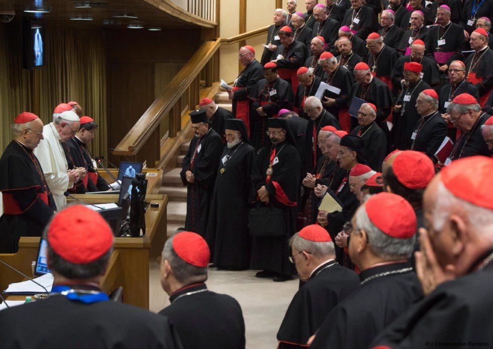 Sínodo dos Bispos, 2015 (Foto: Lusa)