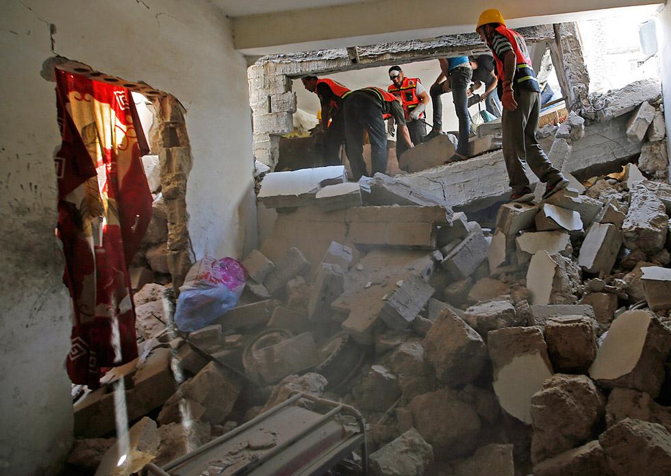 Lusa/Gaza, julho 2014