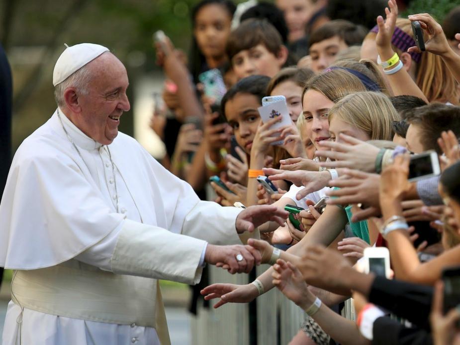 Agência Ecclesia Vaticano Papa Escreve Aos Jovens Para Pedir