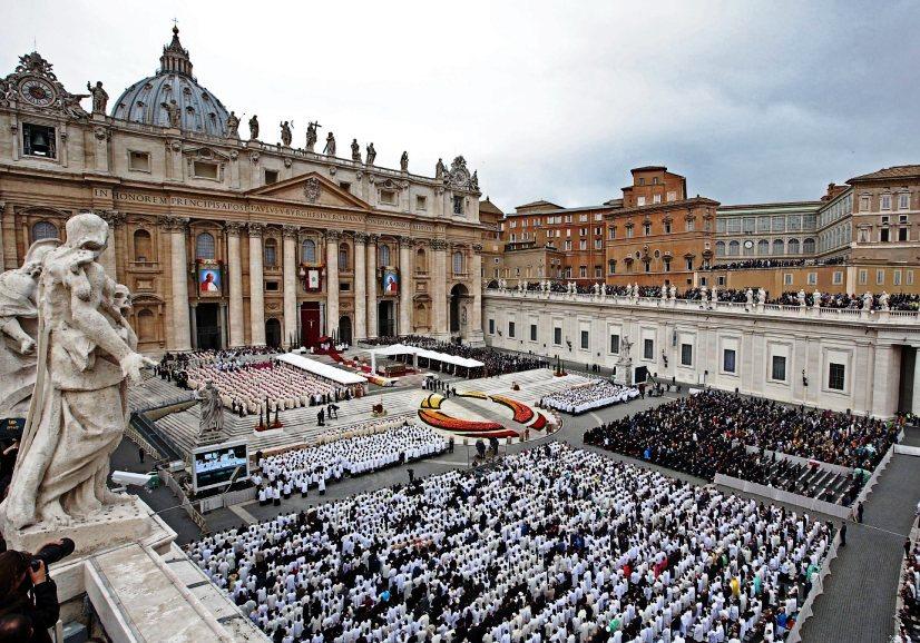 Canonização de João Paulo II e João XXIII (Lusa)