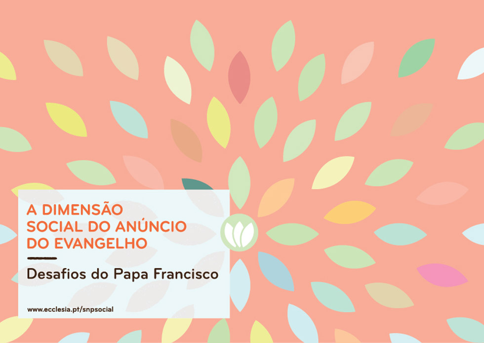Cartaz do Encontro da Pastoral Social 2014