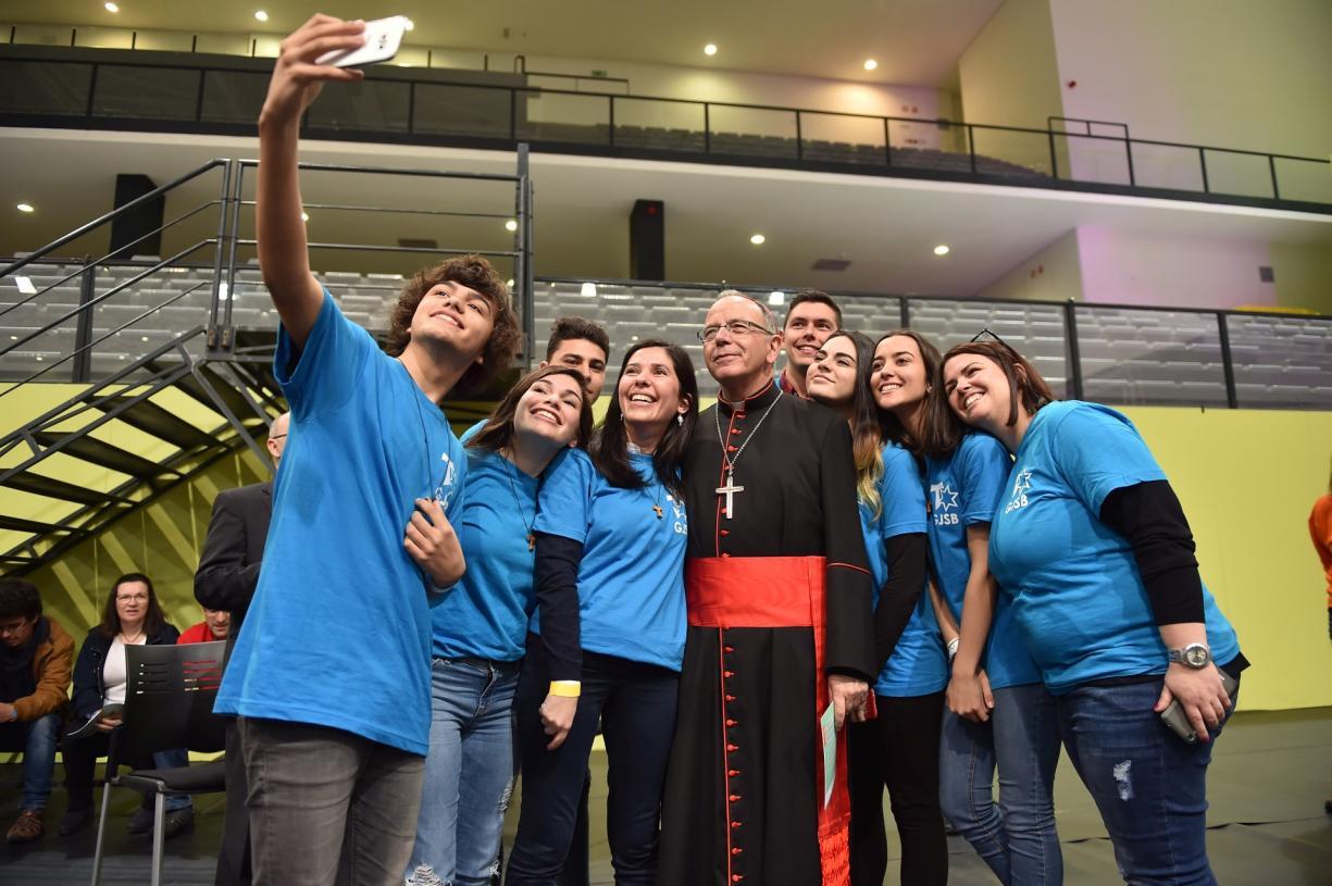 Foto João Cláudio Fernandes, Jornada Diocesana da Juventude 2017, em Lisboa
