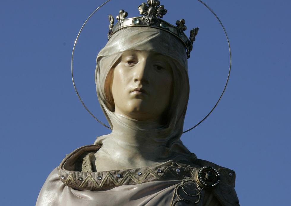 Agência Ecclesia - Rainha Sant...
