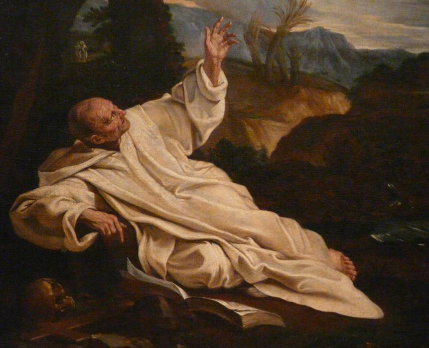 LFS Agência ECCLESIA - Pintura sobre a Visão de São Bruno / Museus do Vaticano