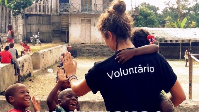 Resultado de imagem para voluntariado em áfrica