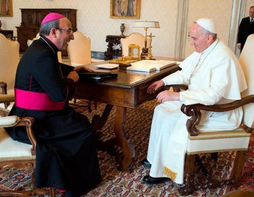 Igreja: D. António Marto quer ser «parceiro» do Papa Francisco