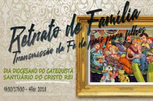 Setúbal: Dia diocesano do catequista aborda o «Retrato de Família»