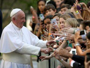 Vaticano: Papa convida jovens crentes e não crentes para preparar Sínodo de 2018