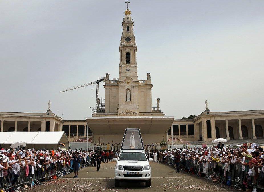 Fátima: Santuário leva «Imagem Peregrina numero 1» à Jornada Mundial da Juventude 2019