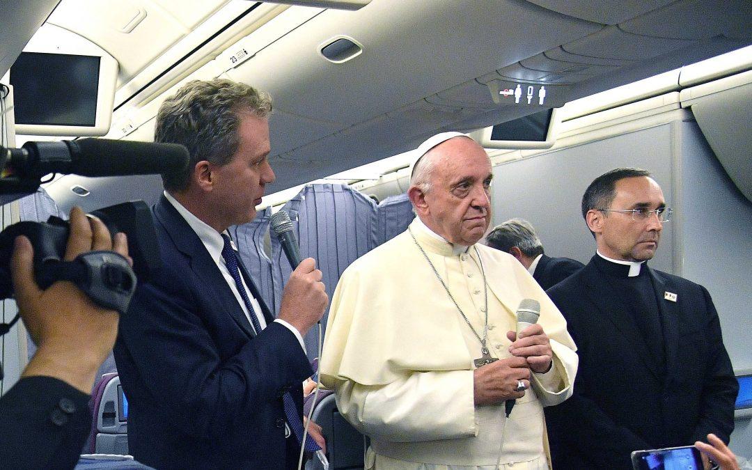 Igreja/Media: Papa alerta para consequências de ódio e conflito das «fake news»