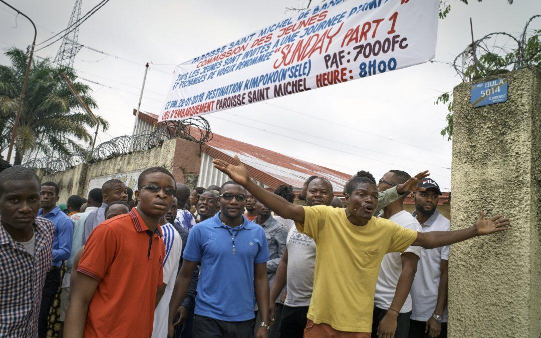 África: Igreja denuncia «escalada da violência» na República Democrática do Congo