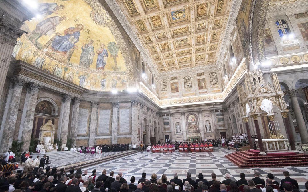 Ecumenismo: Papa homenageia «mártires» contemporâneos