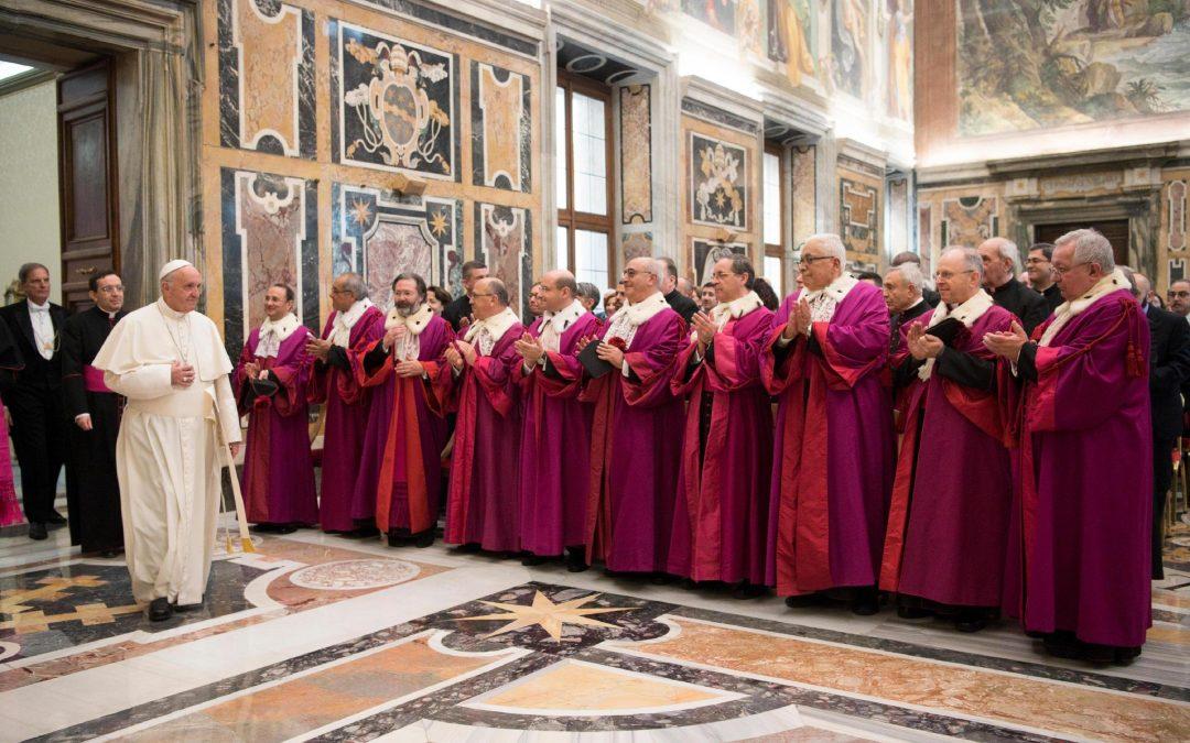 Matrimónio: Formação e valorização da consciência é prioridade apontada pelo Papa