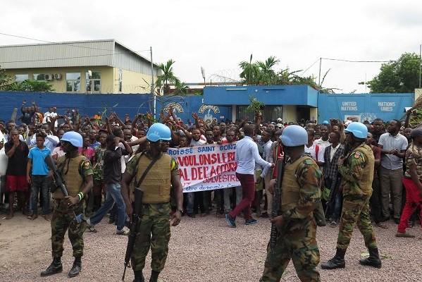 África: Papa manifesta preocupação com situação na R. D. Congo