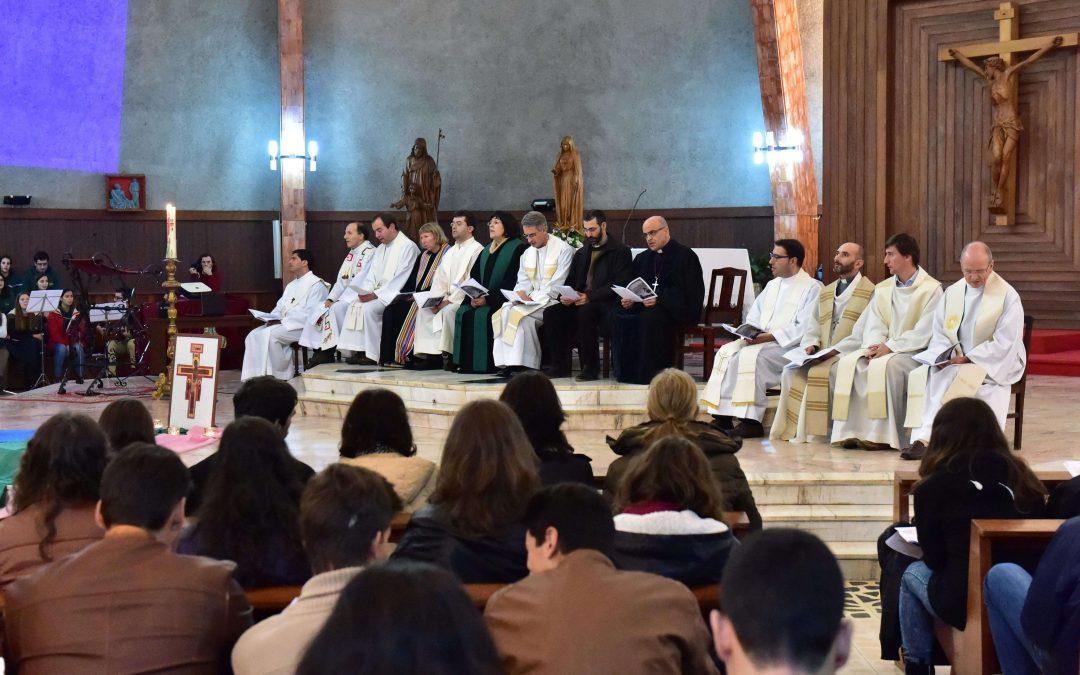 Ecumenismo: Bispo de Coimbra destaca «ambiente feliz» e de «diálogo» entre Igrejas