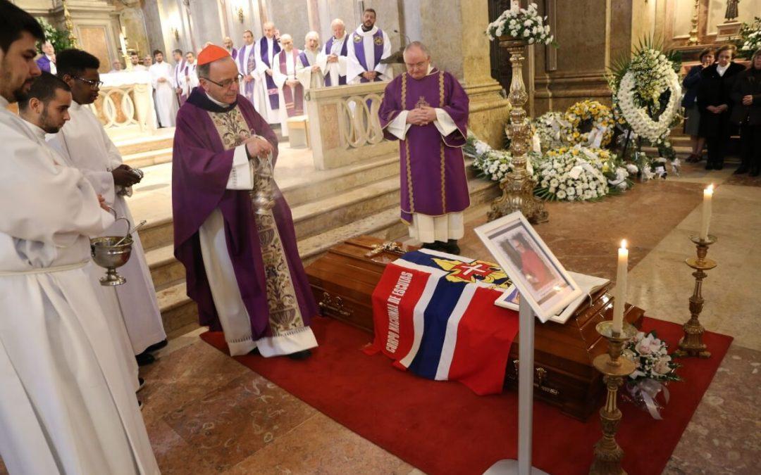 Lisboa: Cardeal-patriarca sublinha «disponibilidade» e «serenidade» do cónego João de Sousa