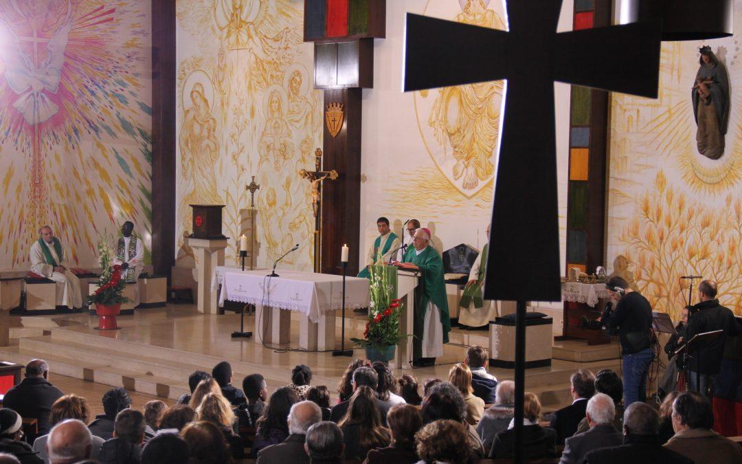 Igreja/Sociedade: Migrações exigem resposta global, sem «pactos de deportação» – D. António Vitalino