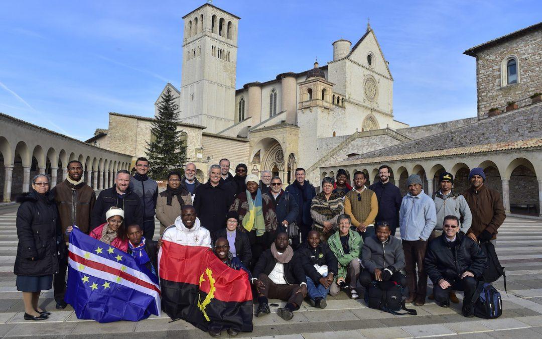Lusofonia: Representantes de sete países de língua portuguesa participam em curso de atualização em missiologia em Roma