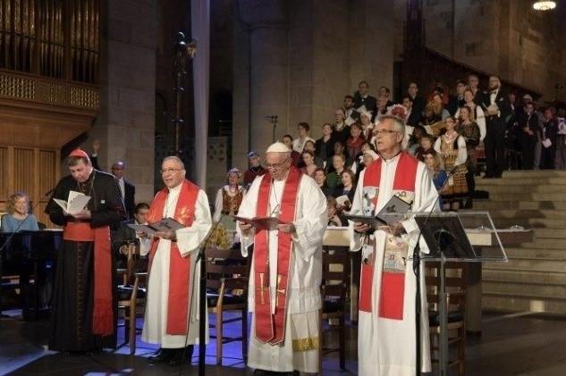 Ecumenismo: Papa convida ao diálogo entre cristãos numa sociedade cada vez mais «secularizada»