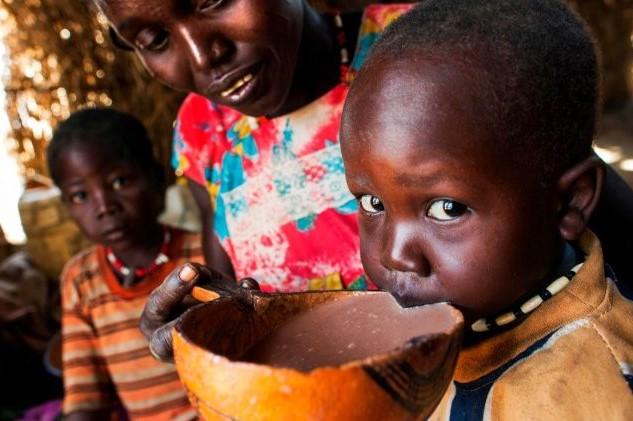 Igreja/África: «Vítimas da fome não podem esperar mais», diz o Papa