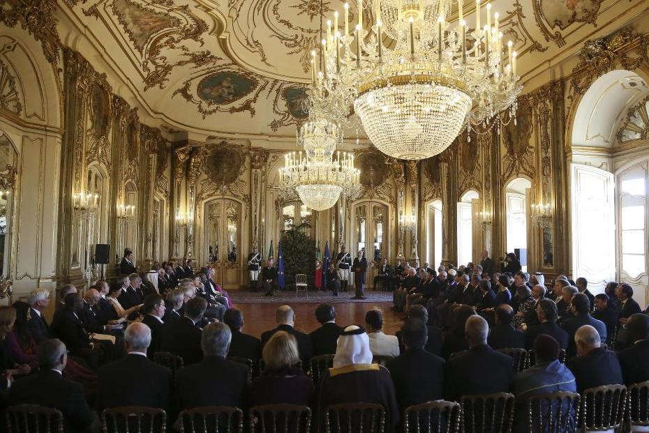 Portugal/Vaticano: Núncio apostólico recordou 2017 marcado por «tragédias» e pela «proximidade» do presidente