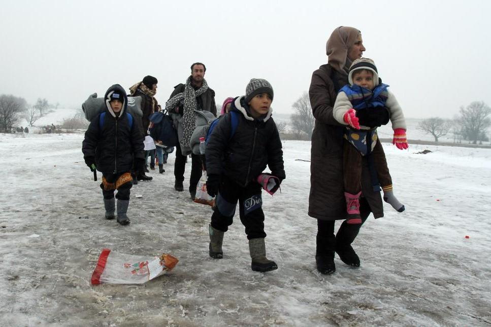 Refugiados: Vaticano pede Pacto Global que apoie «verdadeiramente» quem procura apoio internacional