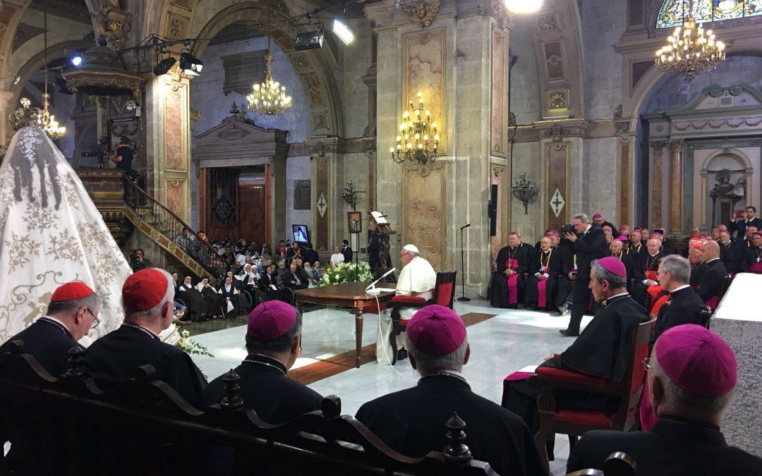 Igreja/Chile: «O Povo de Deus não precisa de super-heróis, espera pastores», alertou o Papa