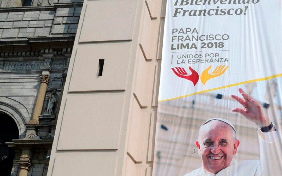 América/Papa: Missionário português sublinha mensagem de respeito pelos povos indígenas
