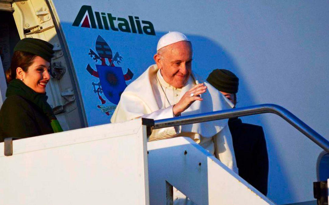 Igreja: Vaticano divulga programa de «peregrinação ecuménica» do Papa a Genebra