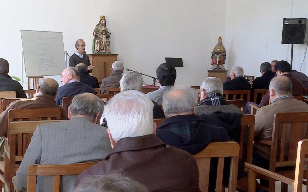 Portalegre-Castelo Branco: Clero diocesano refletiu sobre «ser padre» no mundo hoje
