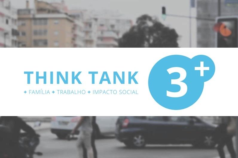 Sociedade: Família, trabalho e impacto social em debate no «Think Tank 3+»