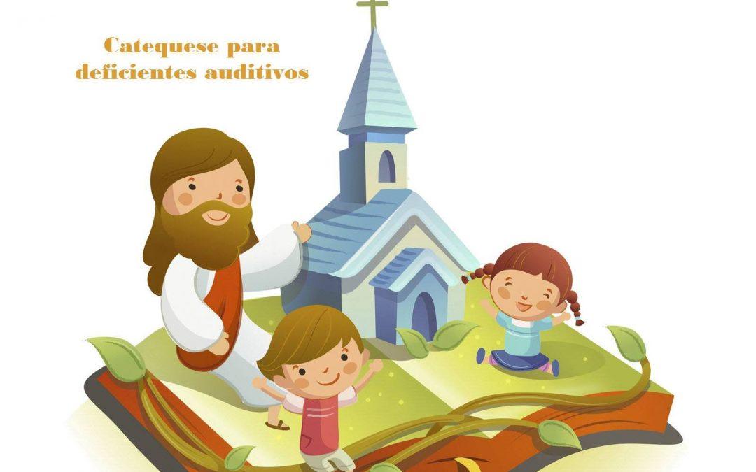 Igreja: Catequese interpretada em Língua Gestual Portuguesa promove inclusão e integração