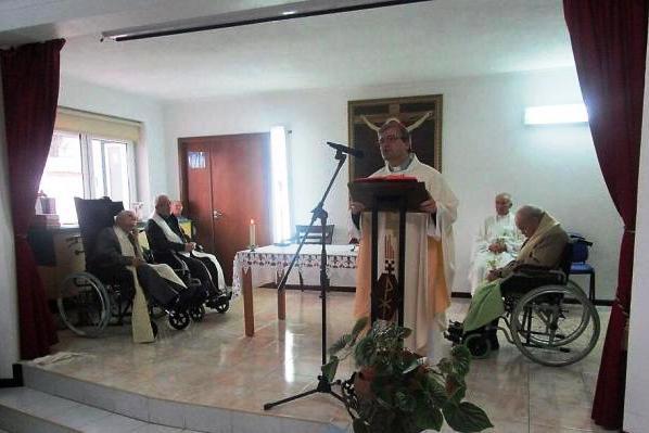 Bragança-Miranda: Bispo visitou Fundação Betânia no Dia Mundial do Doente