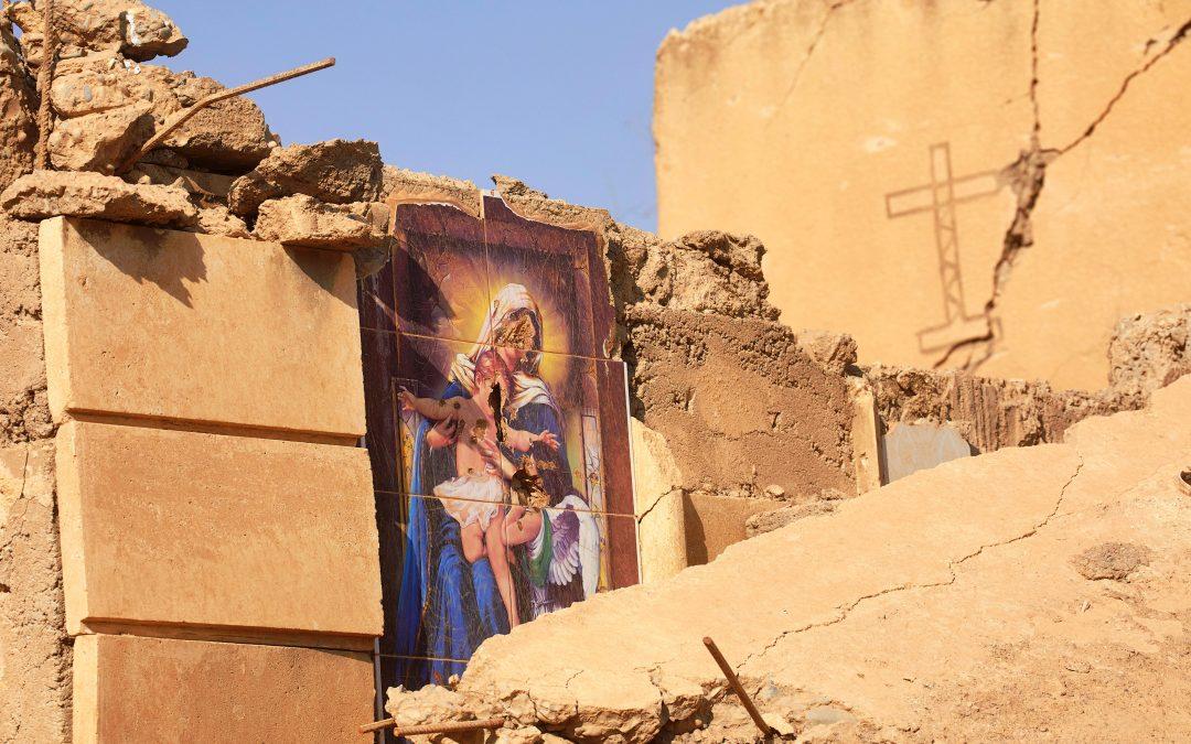 Iraque: Fundação pontifícia AIS e ONU analisam apoio aos cristãos da Planície de Nínive