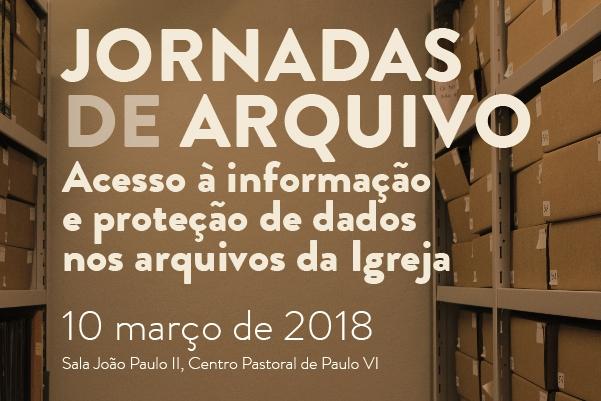 Fátima: Jornadas de Arquivo dedicam-se ao «acesso à informação e proteção de dados»
