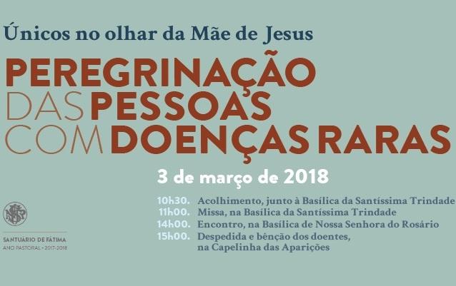 Fátima: Santuário acolhe primeira peregrinação nacional de pessoas com doenças raras