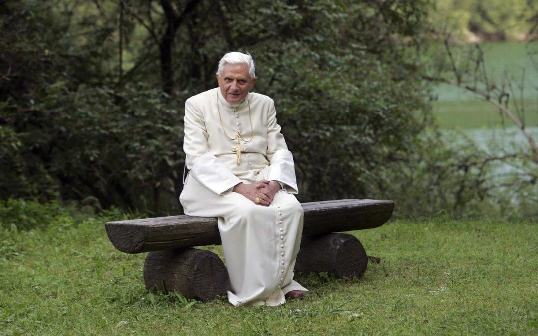 Vaticano: Papa emérito Bento XVI publica novo texto