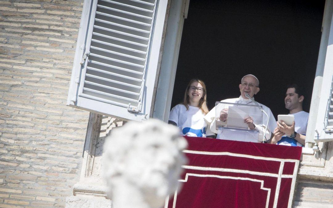 Vaticano: Papa Francisco inscreve-se na Jornada Mundial da Juventude de 2019