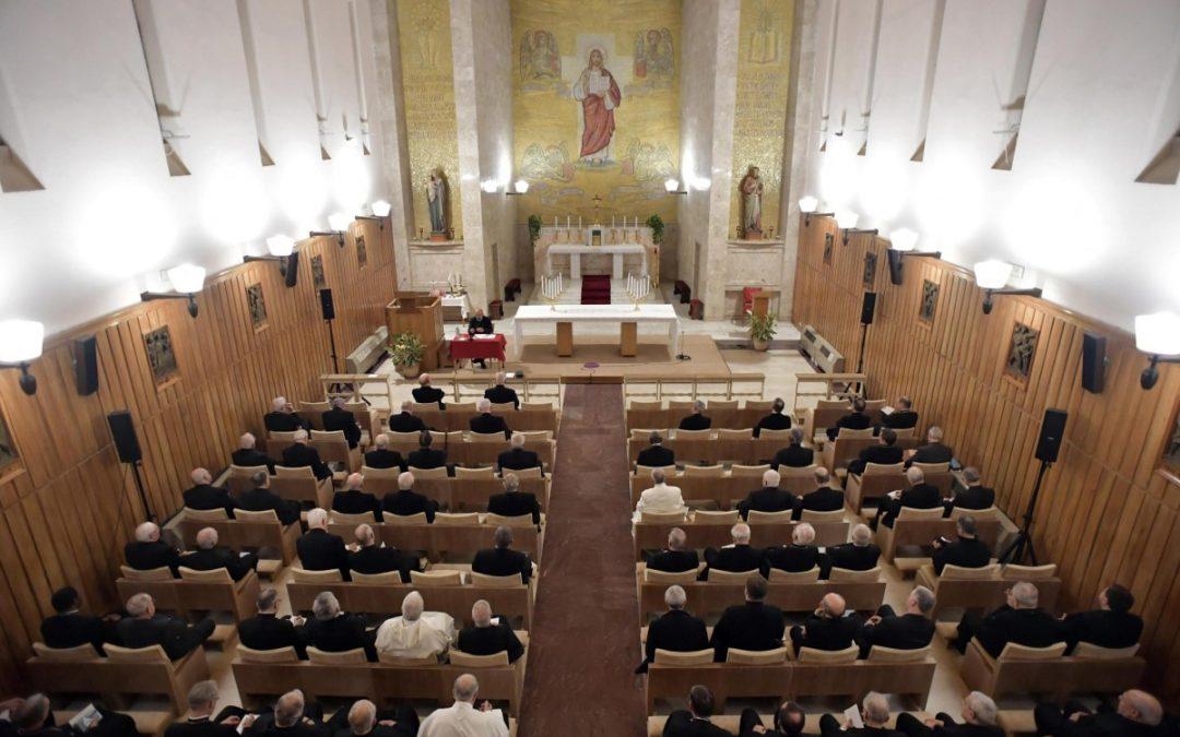 Quaresma: Padre português pregou ao Papa e à Cúria Romana sobre o desafio do «consumismo como critério de felicidade»