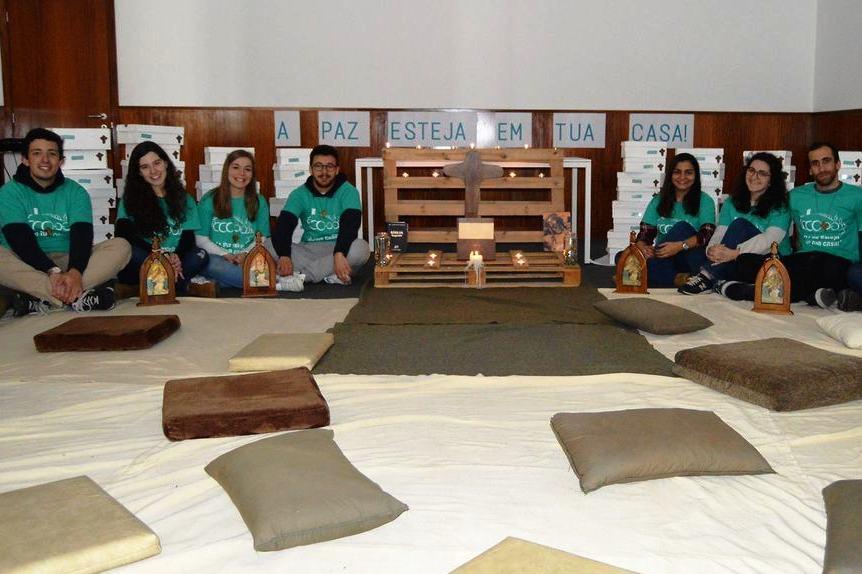 Voluntariado: Estudantes universitários da «Missão Pais» estão no município de Sabrosa