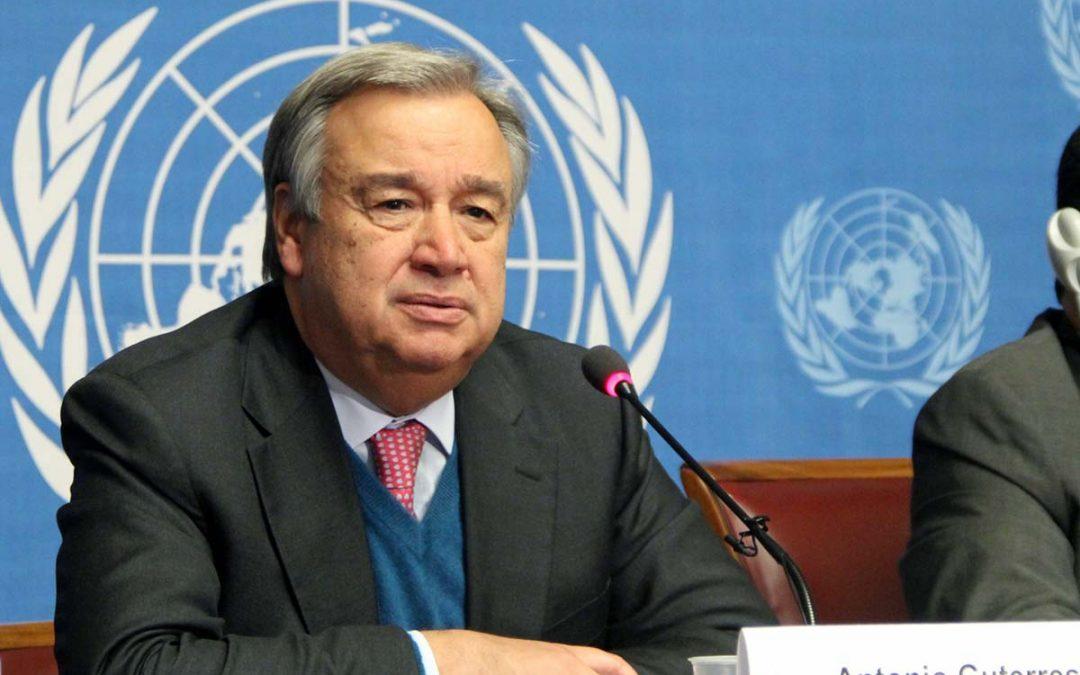 Igreja/Política: António Guterres recebe Honoris Causa da Universidade de Lisboa