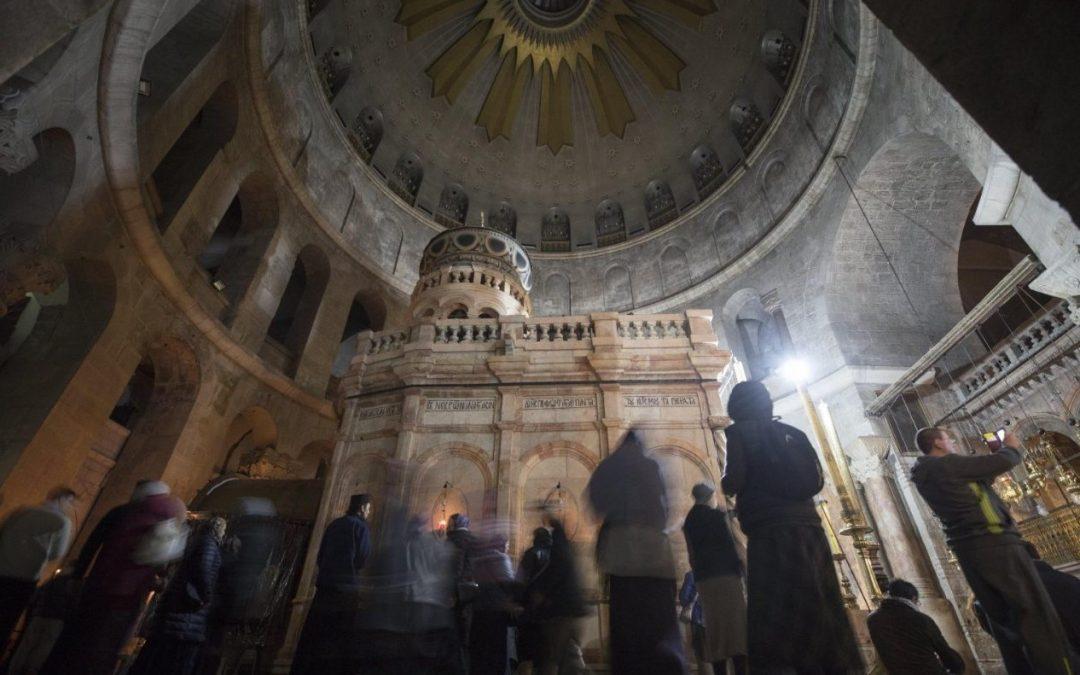 Jerusalém: Basílica do Santo Sepulcro reabriu portas
