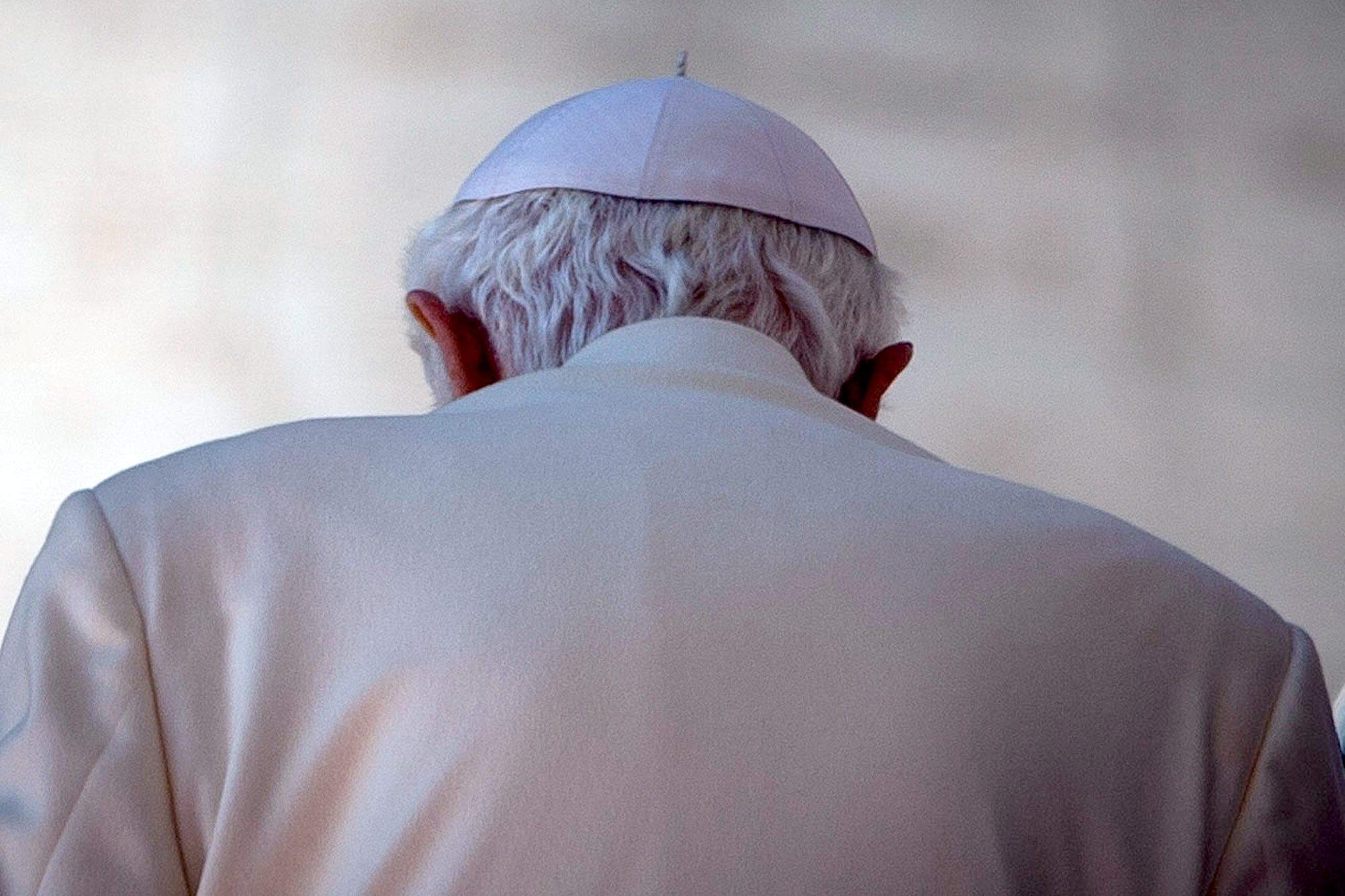 VATICAN POPE BENEDICT
