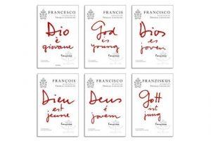 Vaticano: Lançamento do livro «Deus é jovem» do Papa Francisco