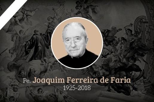 Braga: Faleceu o padre Joaquim Ferreira de Faria