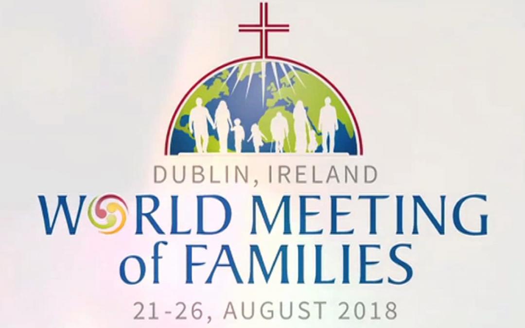 Irlanda: Fundação Ajuda à Igreja que Sofre participa no Encontro Mundial das Famílias 2018