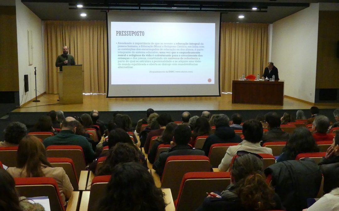 EMRC: Responsáveis católicos sublinham importância da disciplina no contexto escolar